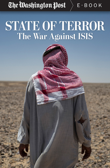 State of Terror - The War Against ISIS - cover