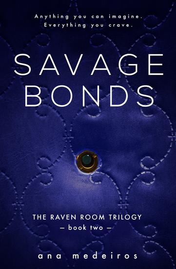 Savage Bonds - cover
