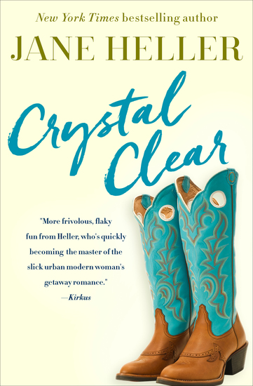 Crystal Clear - cover
