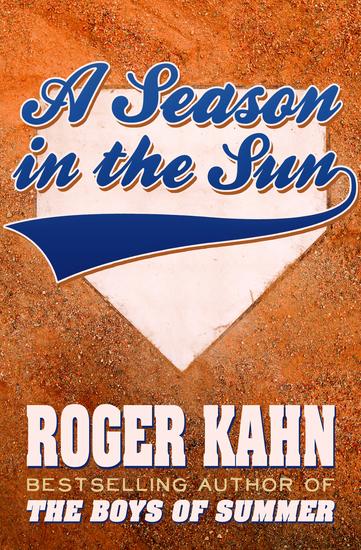 A Season in the Sun - cover