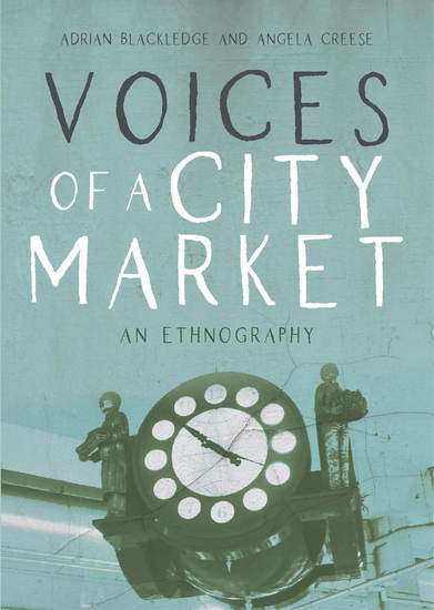 Voices of a City Market - An Ethnography - cover