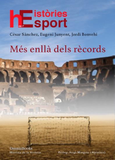 Històries de l'esport - Més enllà dels rècords - cover