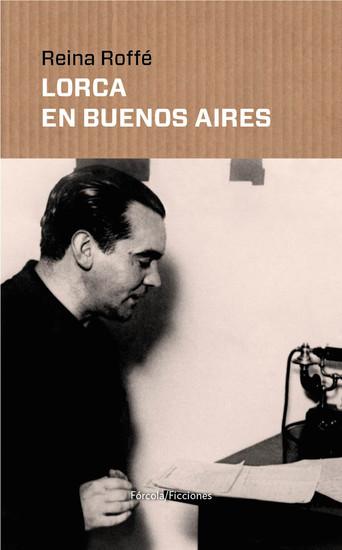 Lorca en Buenos Aires - cover