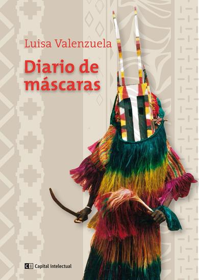 Diario de máscaras - cover