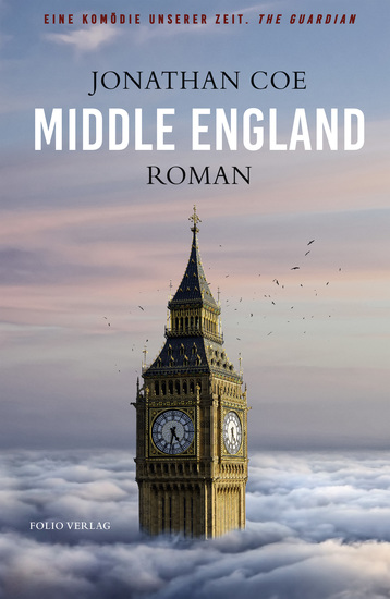 Middle England - cover