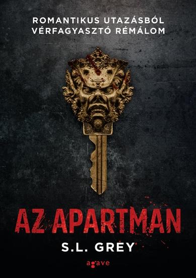 Az apartman - cover