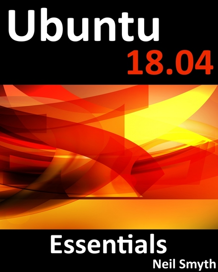 Ubuntu 1804 Essentials - cover