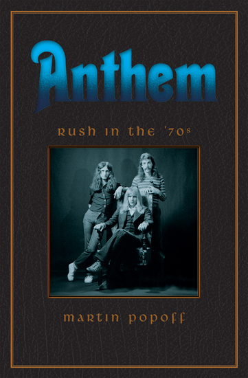 Anthem: Rush in the '70s - cover