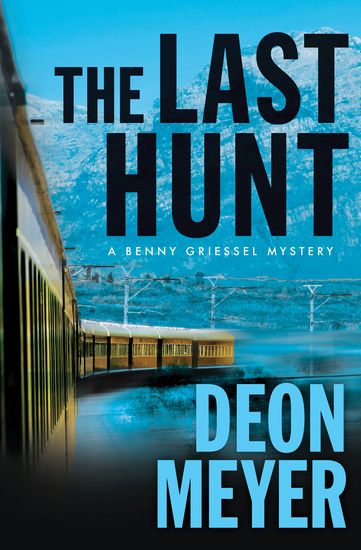 The Last Hunt - cover