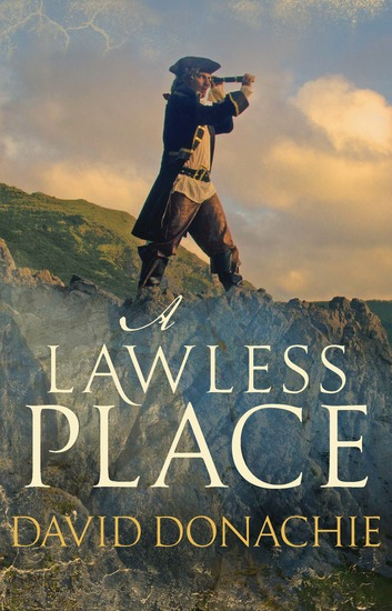 A Lawless Place - Swashbuckling adventure on the Kent coast - cover