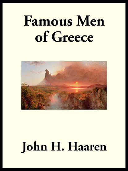 Famous Men of Greece - cover