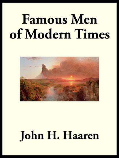 Famous Men of Modern Times - cover