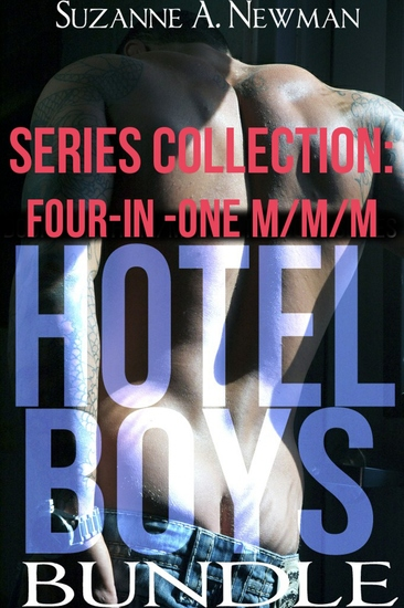 Hotel Boys Bundle Series Collection - Four-In-One M M M - cover