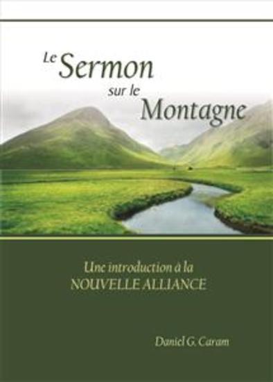Le sermon sur la montagne - cover
