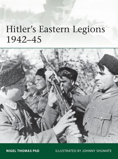 Hitler's Eastern Legions 1942–45 - cover