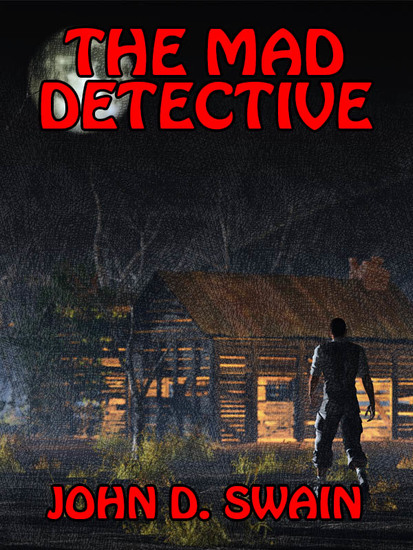The Mad Detective - cover