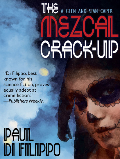 The Mezcal Crack-Up - cover