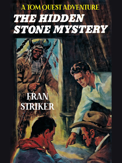 The Hidden Stone Mystery - cover