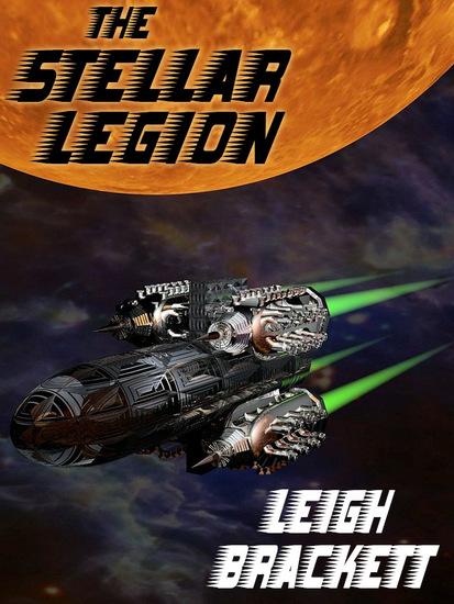 The Stellar Legion - cover