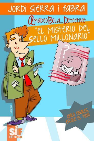 El misterio del sello millonario - cover