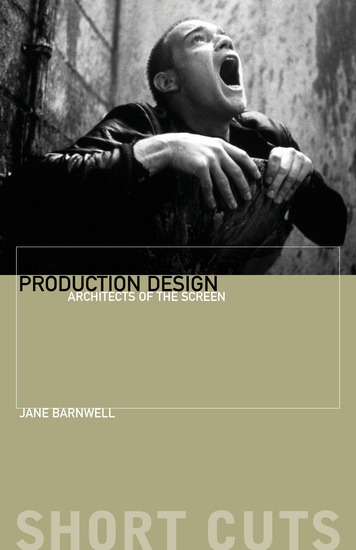 Production Design - Architects of the Screen - cover