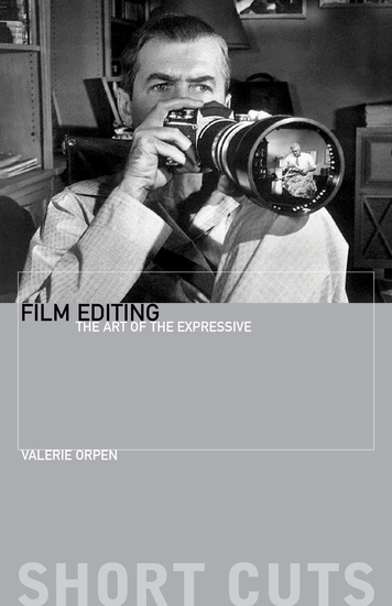 Film Editing - The Art of the Expressive - cover