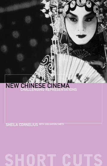 New Chinese Cinema - Challenging Representations - cover