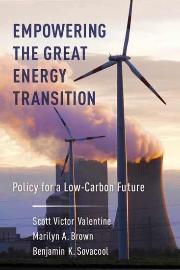 Empowering the Great Energy Transition - Policy for a Low-Carbon Future - cover