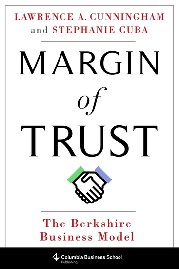Margin of Trust - The Berkshire Business Model - cover