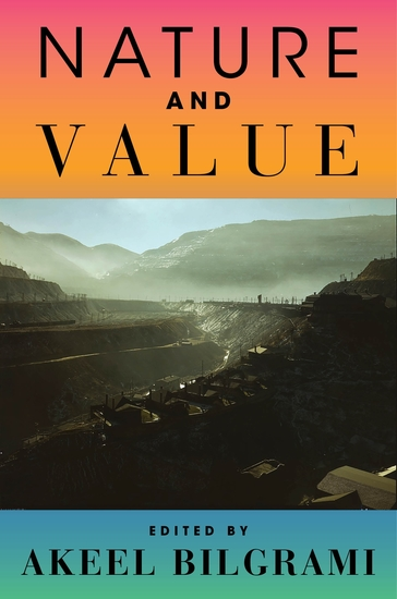 Nature and Value - cover