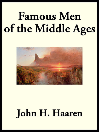 Famous Men of the Middle Ages - cover