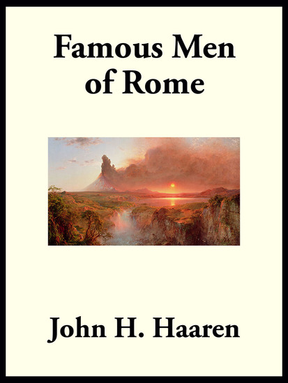 Famous Men of Rome - cover