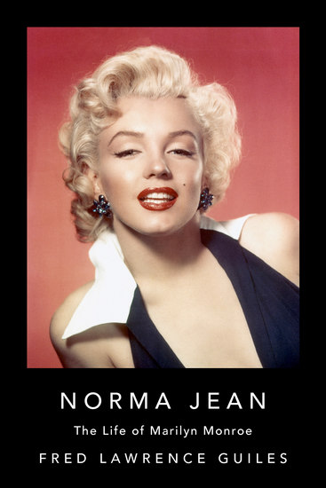 Norma Jean - The Life of Marilyn Monroe - cover
