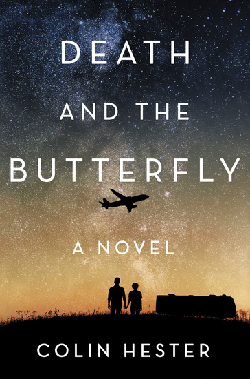 Death and the Butterfly - A Novel - cover