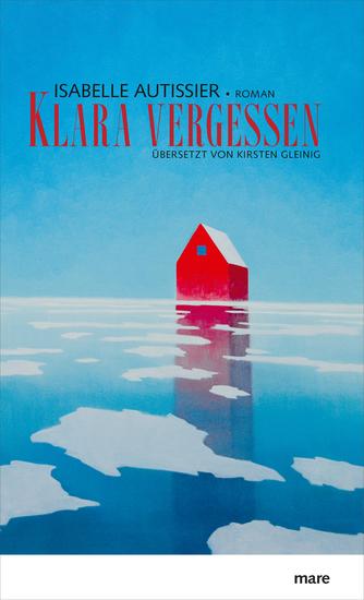 Klara vergessen - cover