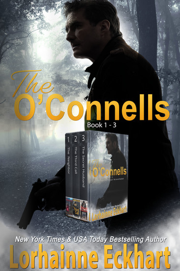 The O'Connells - Books 1 - 3 - cover