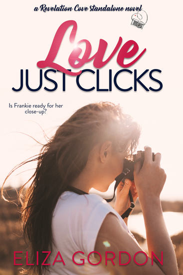 Love Just Clicks - A Revelation Cove novel - cover