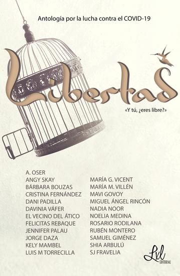 Libertad - Antología por la lucha contra el COVID-19 - cover