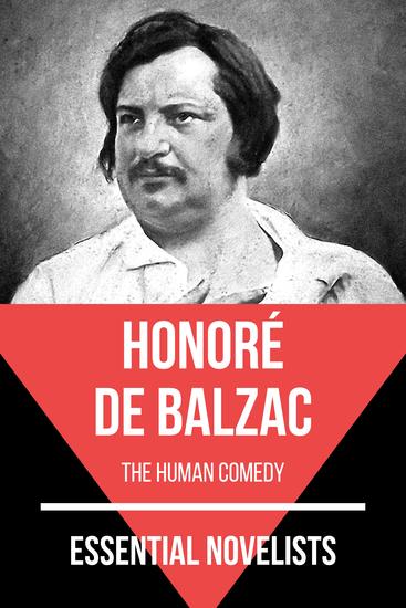 Essential Novelists - Honoré de Balzac - the human comedy - cover