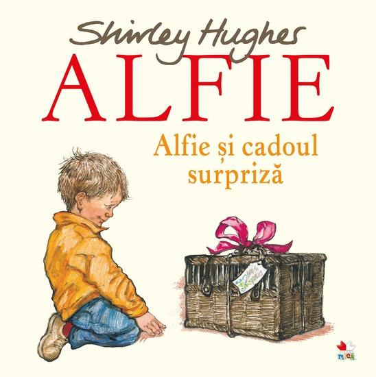 ALFIE Alfie și cadoul surpriză - cover