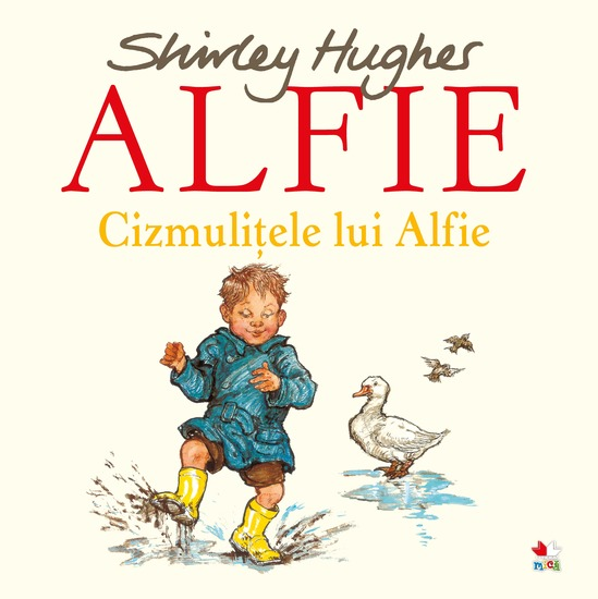 ALFIE Cizmulitele lui Alfie - cover