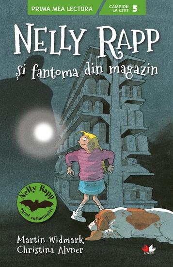 Nelly Rapp și Fantoma Din Magazin - cover