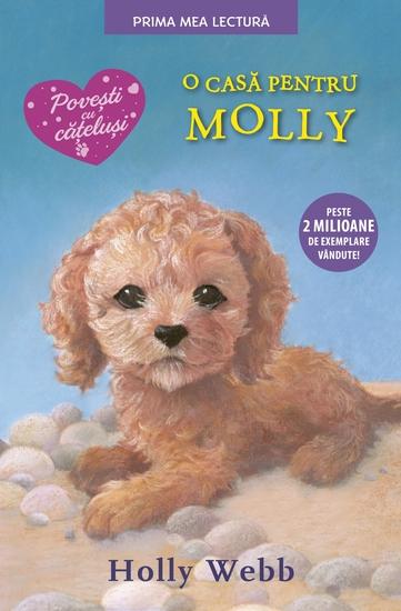 O casă pentru Molly - cover