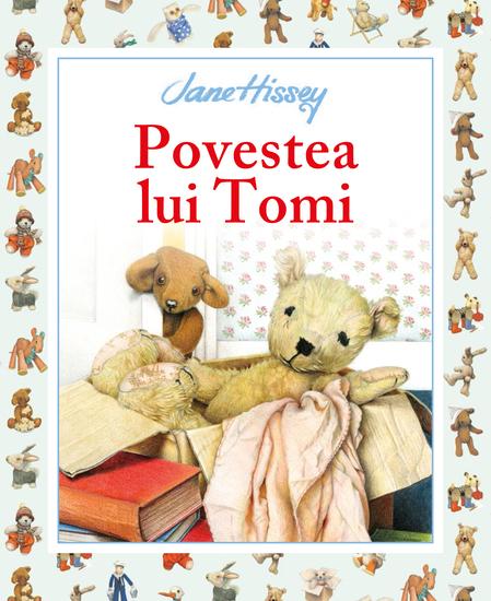 Povestea Lui Tomi - cover