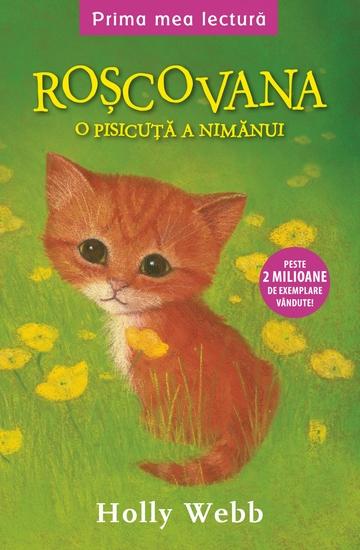 Roșcovana Ginger pisicuța nimănui - cover