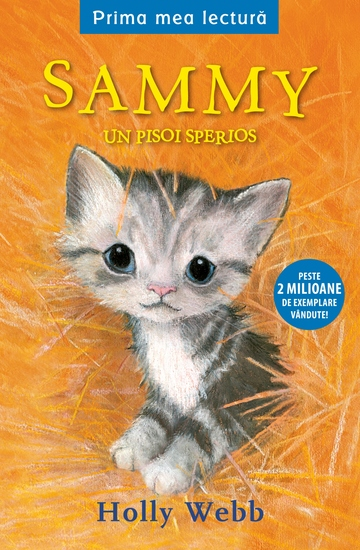 Sammy un pisoi sperios - cover