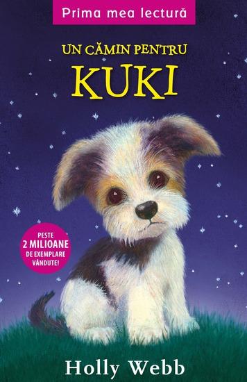 Un camin pentru Kuki - cover