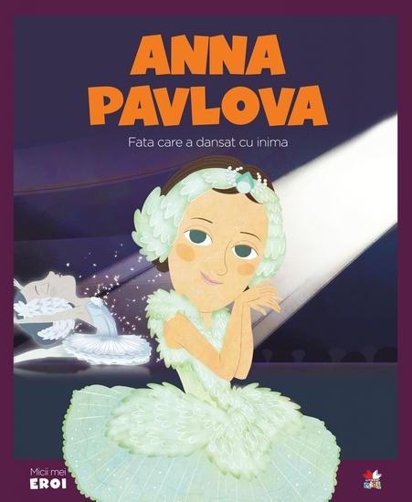 Ana Pavlova - cover