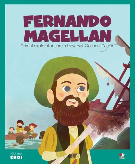 Fernando Magellan - cover