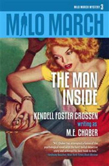 Milo March #3 - The Man Inside - cover
